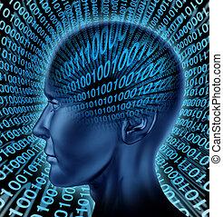 menselijk, technologie