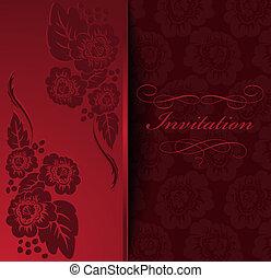 menstruáció, meghívás