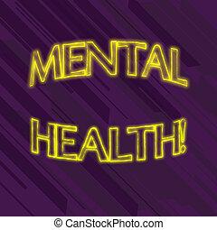 mental, foto, psicológico, violeta, inclinar, pattern., seamless, escrita, nota, pintura, estado, health., repetir, negócio, mostrando, listra diagonal, demonstrar, linha, nível, wellbeing, showcasing, ou