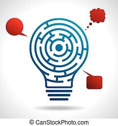 mental game idea concept