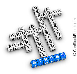 mental health crossword puzzle