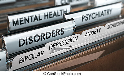 Mental Illness List, Psychiatric Disorders - Mental health...