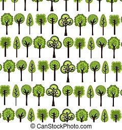 mente, ecológico, desenho