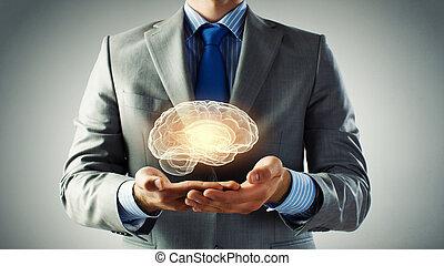 mente, human, pesquisa