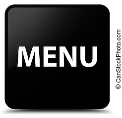 Menu black square button