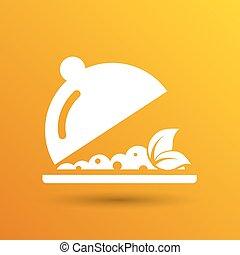 menu design food cooking dishes  kitchen logo