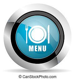 menu icon restaurant sign