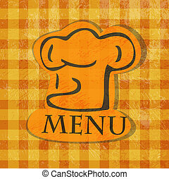 menu, restaurant, design.