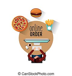 menu, restaurant, order, online