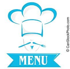 menu, symbole