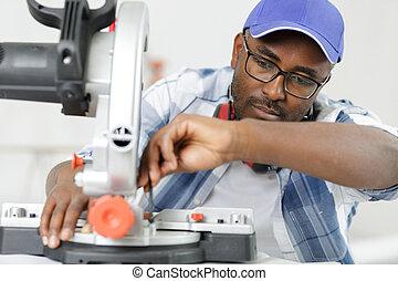 menuiserie, charpenterie, travail, charpentier, vêtements