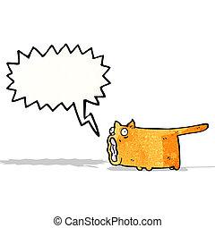 meowing, ねこ, 漫画