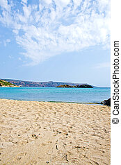 meravigliosa, creta, spiaggia