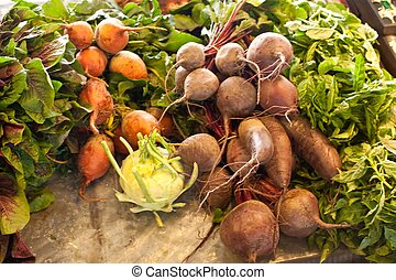 mercado, farmers'