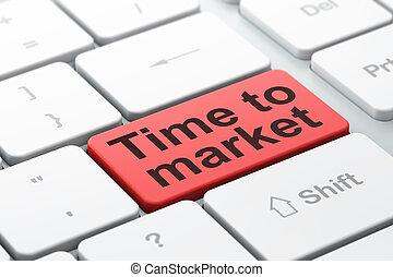 mercado, palabra, render, teclado, timeline, botón, tiempo, foco, plano de fondo, seleccionado, entrar, computadora, concept:, 3d
