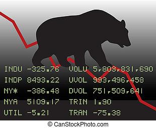 mercado urso