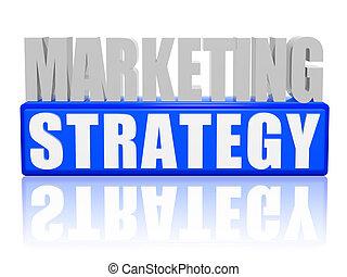 mercadotecnia, estrategia