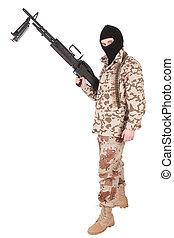 mercenary - soldier of fortune