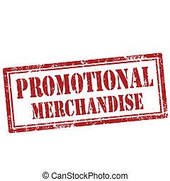 merchandise-stamp, promotionnel