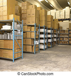 Merchandise Stocking