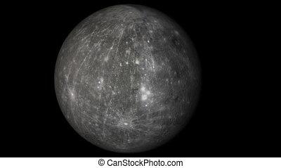 mercury voyage