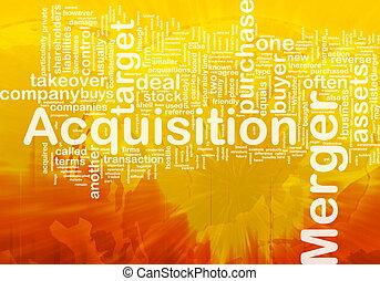 Merger acquisition background concept - Background concept ...