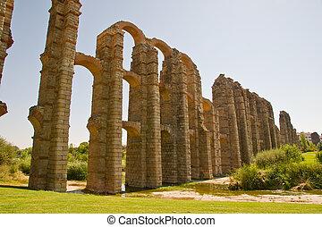 Merida, Badajoz, Extremadura, Spain