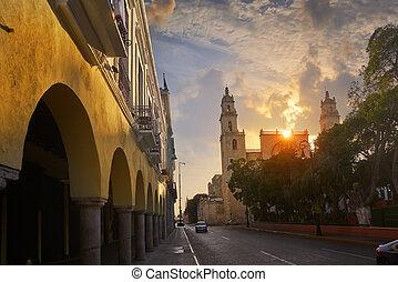 Merida San Idefonso cathedral Yucatan - Merida San Idefonso ...