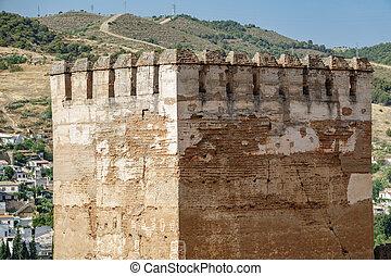 Merlon in Granada