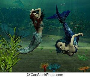Mermaids - 1