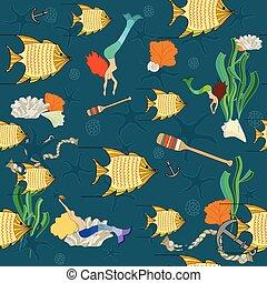mermaids, zwemmen