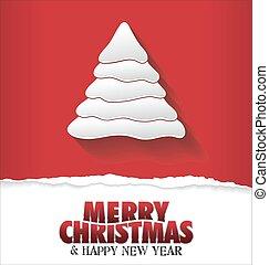 merry christmas, červené šaty grafické pozadí