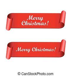 merry christmas, červené šaty lem