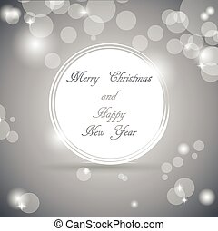 Merry Christmas and Happy New Year 2015. - Holiday greeting...