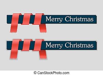 merry christmas, barva, lem