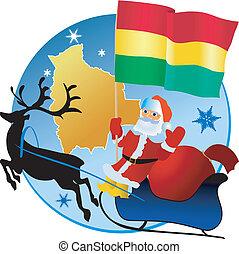 Merry Christmas, Bolivia!
