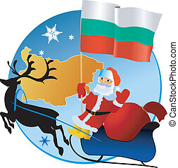 Merry Christmas, Bulgaria!