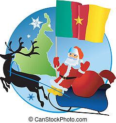Merry Christmas, Cameroon!