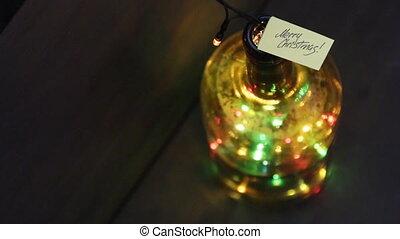 Merry Christmas concept