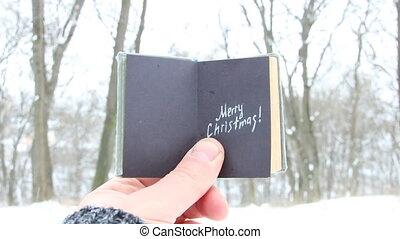 Merry Christmas Creative idea