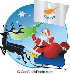 Merry Christmas, Cyprus!