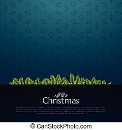merry christmas festival greeting with text space