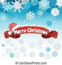 merry christmas, grafické pozadí, s, červeň