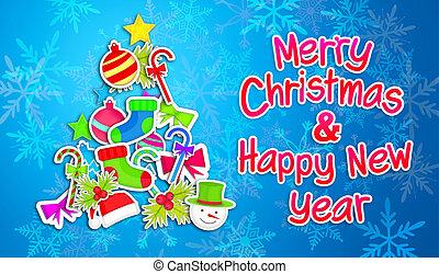 Merry Christmas Happy New Year