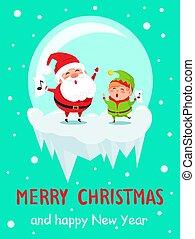 Christmas Carol Poster Template Christmas Poster Template With Young Girl Singing A Christmas Carol And Room For Text