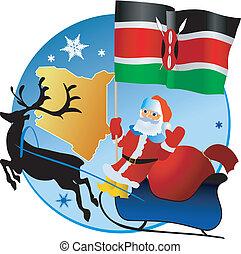 Merry Christmas, Kenya!