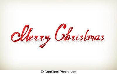 merry christmas, lem, vektor