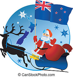 Merry Christmas, New Zealand!