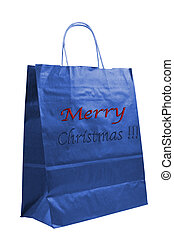 Merry Christmas paper bag