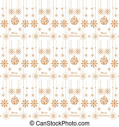 Merry Christmas Pattern